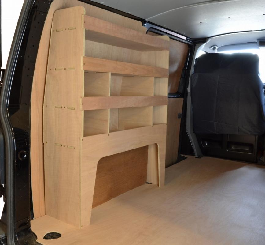 Volkswagen Transporter T5 Amp T6 Plywood Van Racking