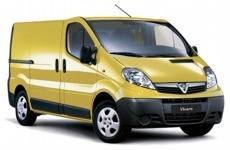 Vauxhall Vivaro Roof Bars