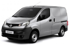 Nissan NV200 Roof Bars