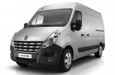 Renault Master Roof Bars