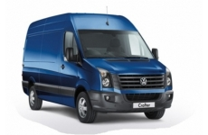 Volkswagen Crafter Roof Bars