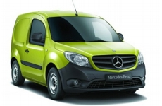 Mercedes Citan Roof Racks