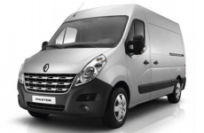 Renault Master Roof Racks