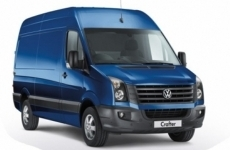 Volkswagen Crafter Roof Racks