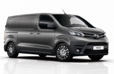 Proace 2016 Onwards MWB (L2H1)
