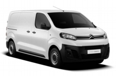 Citroen Dispatch 2016 Onwards MWB (L2H1) Timber Shelving