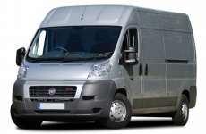 Fiat Ducato 2006 on L3H2 LWB Roofbar Accessories