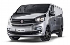 Fiat Talento SWB Low 2016 On Roofbar Accessories