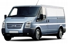 Ford Transit SWB Medium 2001-2013 Steel Shelving