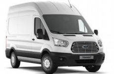 Ford Transit 2014 on LWB High Roof (L3H3) Seat Covers