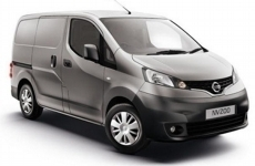 Nissan NV200 Pipe Carriers