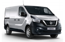 Nissan NV300 L1H1 Pipe Carriers