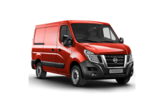 Nissan NV400 L1H1 SWB Roof Racks