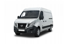 Nissan NV400 L1H2 SWB High Roof Pipe Carriers