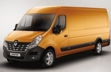 Renault Master L3H2 LWB 2010 onwards Roofbar Accessories