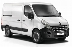 Renault Master L1H1 SWB 2010 Onwards Roofbar Accessories