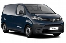 Toyota Proace 2016 Onwards SWB (L1H1)