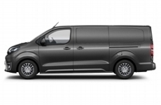 Toyota Proace 2016 Onwards LWB (L3H1)