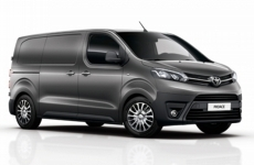 Toyota Proace 2016 Onwards MWB (L2H1) Roof Bars