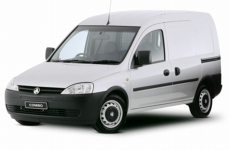 Vauxhall Combo 2001-2012 Pipe Carriers