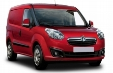 Vauxhall Combo L1 2012 - 2018 Pipe Carriers