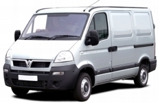 Vauxhall Movano SWB 1998-2010 Pipe Carriers