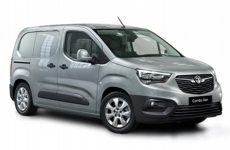 Vauxhall Combo L2 2018 Onwards Pipe Carriers