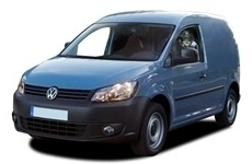 Volkswagen Caddy GP 2010 Onwards Roof Racks