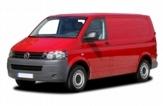Volkswagen Transporter T5 & T6 LWB Pipe Carriers