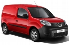 Nissan NV250 L1 Roof Racks
