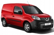Nissan NV250 L1 Pipe Carrier