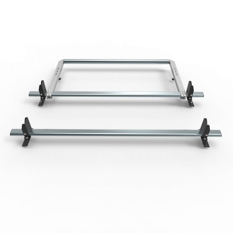 Ford Transit Aero Tech 2 Bar Roof Rack With Rear Roller