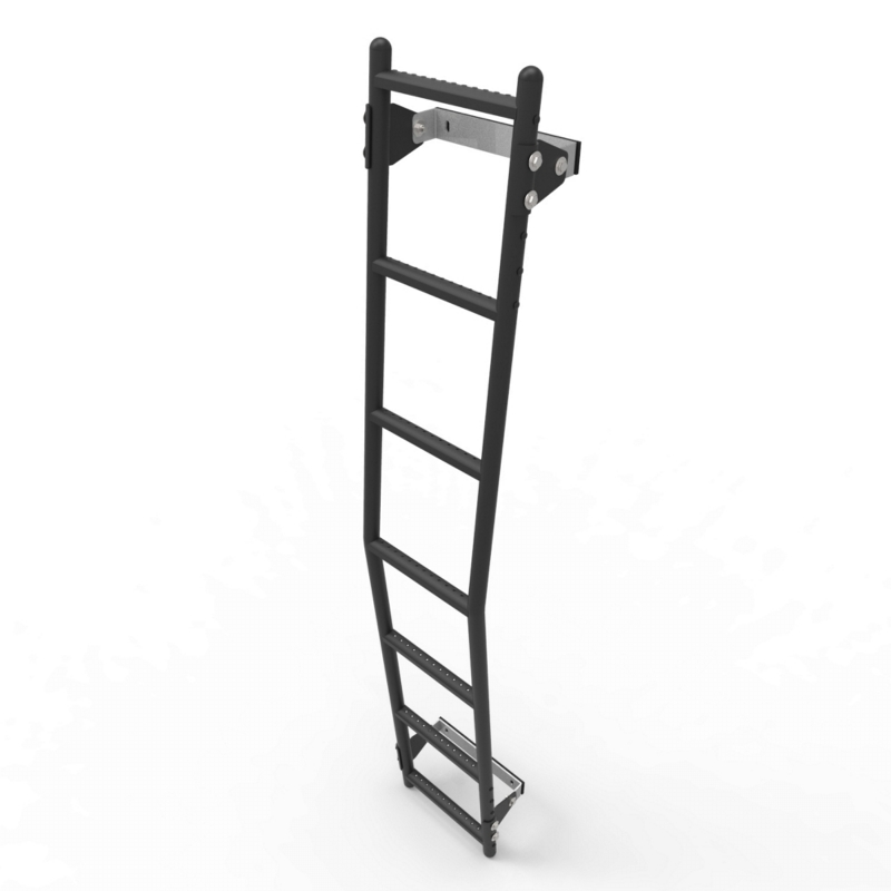 Ford Transit Rear Door Ladder For Medium Amp High Roof Vans