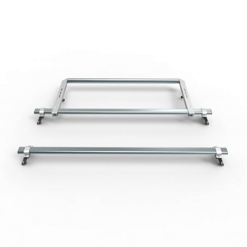 Nissan Primastar Aero Tech 2 Bar Roof Rack Rear Roller