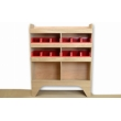 Vauxhall Movano Plywood Van Racking - Shelving Unit - WR4