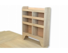 Vauxhall Movano Plywood Van Racking - Shelving Unit - WR3