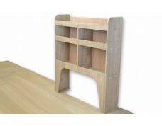 Vauxhall Movano Plywood Van Racking - Shelving Unit - WR1